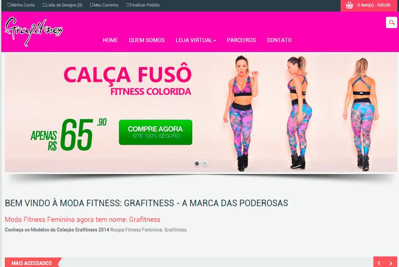 b3c9815a0 Criação de banner para loja virtual - Grafitness | WebFormas